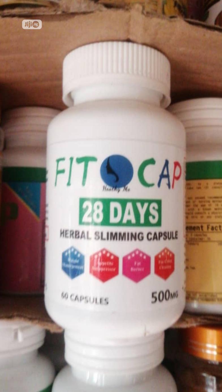Fitcap 28days Slimming Capsules