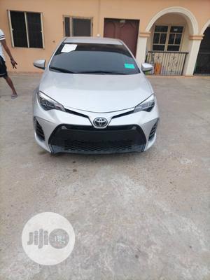 Toyota Corolla 2017 Silver   Cars for sale in Lagos State, Amuwo-Odofin