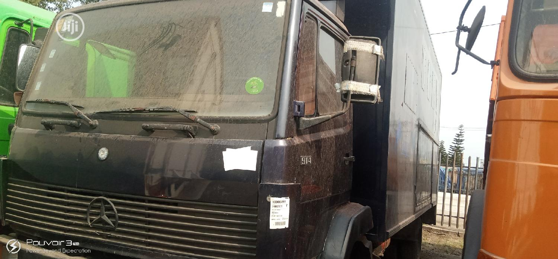 914 Benz Container Body | Trucks & Trailers for sale in Amuwo-Odofin, Lagos State, Nigeria
