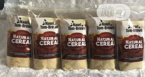 Naori Tom Brown Natural Cereal | Meals & Drinks for sale in Lagos State, Alimosho
