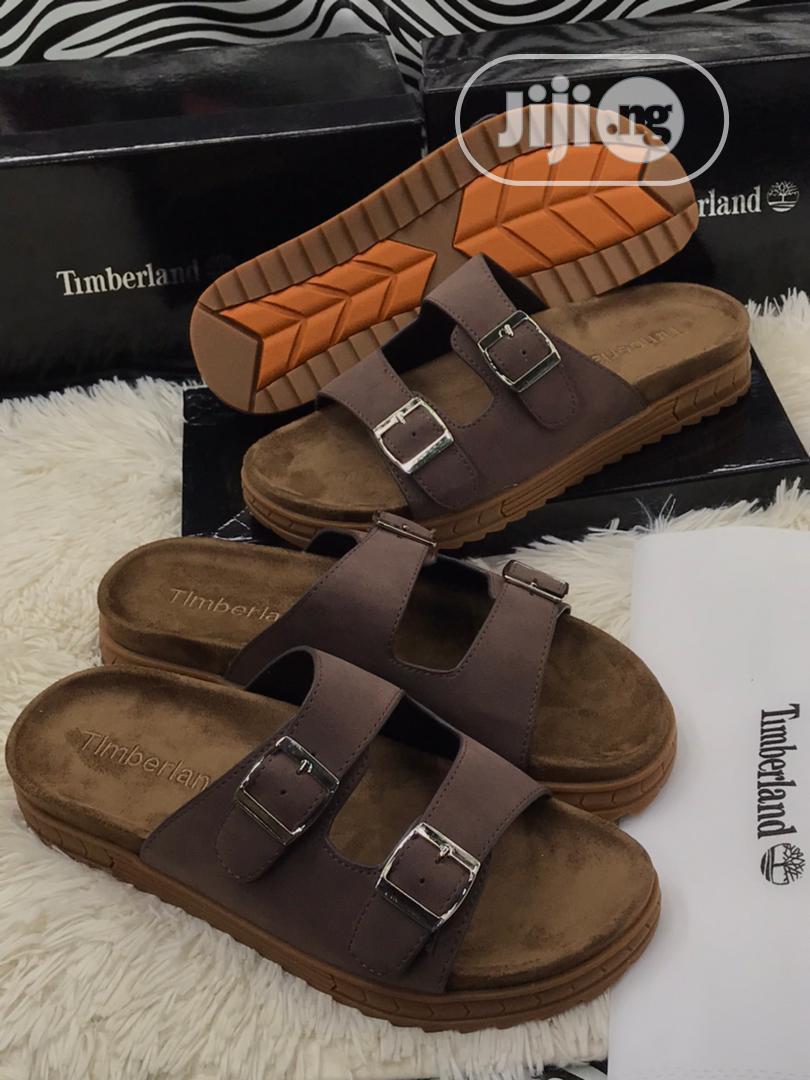 timberland slipper