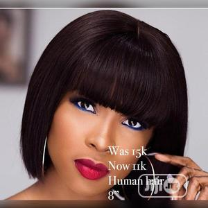 Wig With Closure and Fringe   Hair Beauty for sale in Oyo State, Ibadan