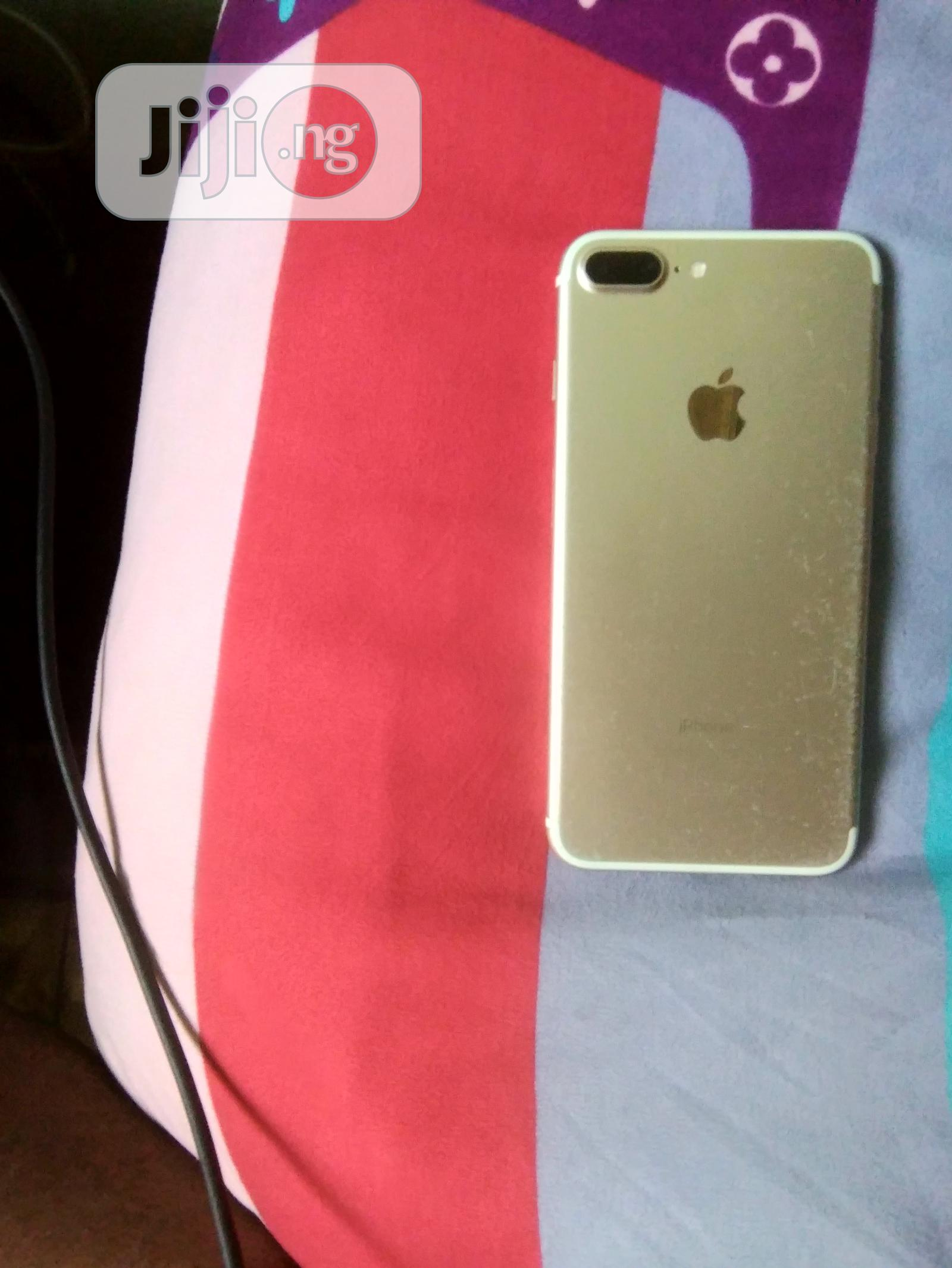 Apple iPhone 7 Plus 256 GB Gold | Mobile Phones for sale in Ikeja, Lagos State, Nigeria