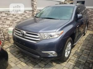 Toyota Highlander 2012 Blue | Cars for sale in Lagos State, Surulere