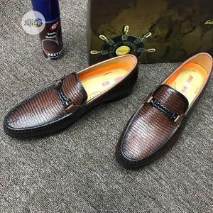 Golden Coxen Shoe | Shoes for sale in Lagos State, Ikeja