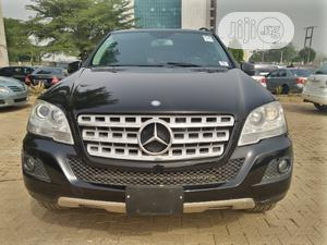 Mercedes-Benz M Class 2011 ML 350 4Matic Black   Cars for sale in Abuja (FCT) State, Central Business Dis