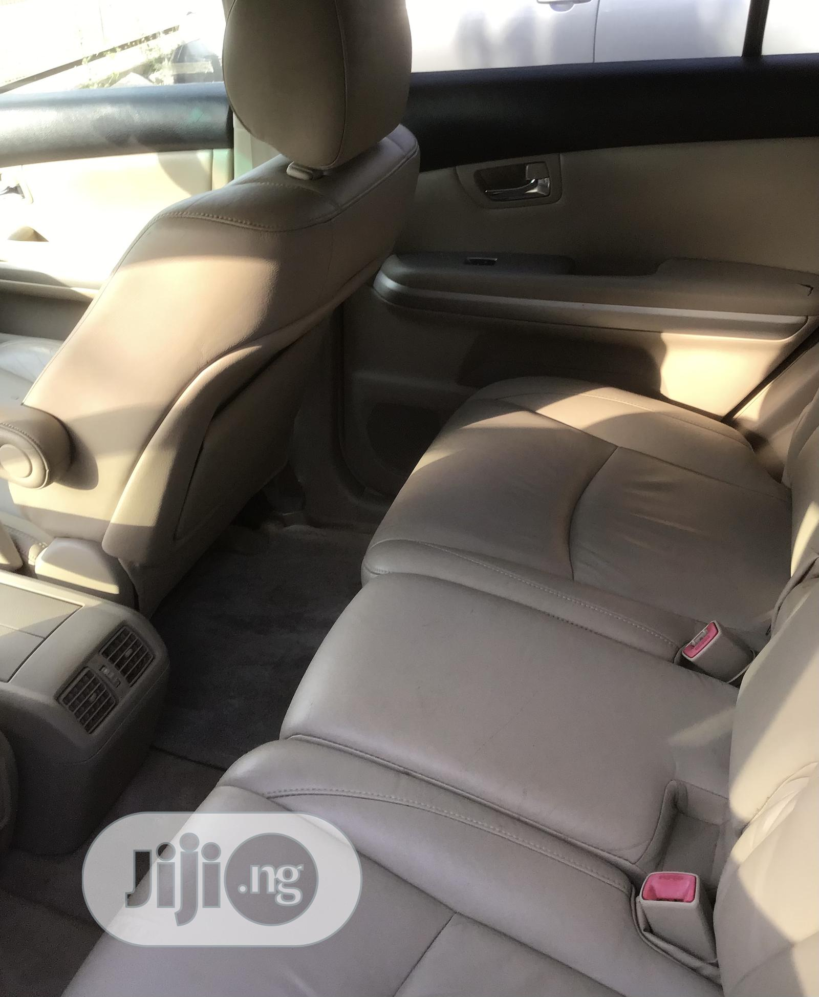 Lexus RX 2006 400h Beige | Cars for sale in Asokoro, Abuja (FCT) State, Nigeria