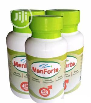 Menforte Herbal Cures Premature Ejaculation Weak Erection, | Sexual Wellness for sale in Abuja (FCT) State, Wuse 2