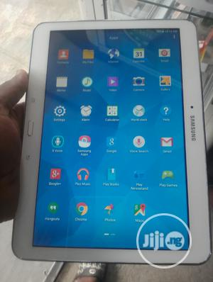Samsung Galaxy Tab 4 10.1 16 GB White | Tablets for sale in Lagos State, Ikeja