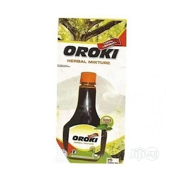 Oroki Herbal Mixture