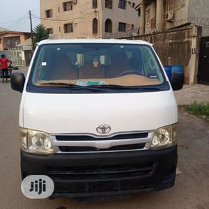 Tokunbo Toyota Hiace Hummer1 Bus 2011 Model Direct | Buses & Microbuses for sale in Lagos State, Ikeja