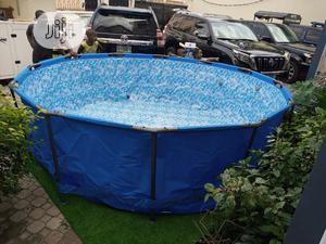 Swimming Pool | Garden for sale in Lagos State, Ojo