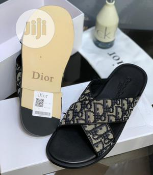 Christian Dior Leather Sole Palm Slippers   Shoes for sale in Lagos State, Lagos Island (Eko)