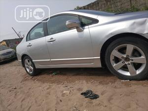 Honda Civic 2009 1.8i VTEC Automatic Silver   Cars for sale in Lagos State, Ajah