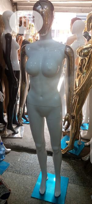 Gold and White Female Faceless | Store Equipment for sale in Lagos State, Lagos Island (Eko)