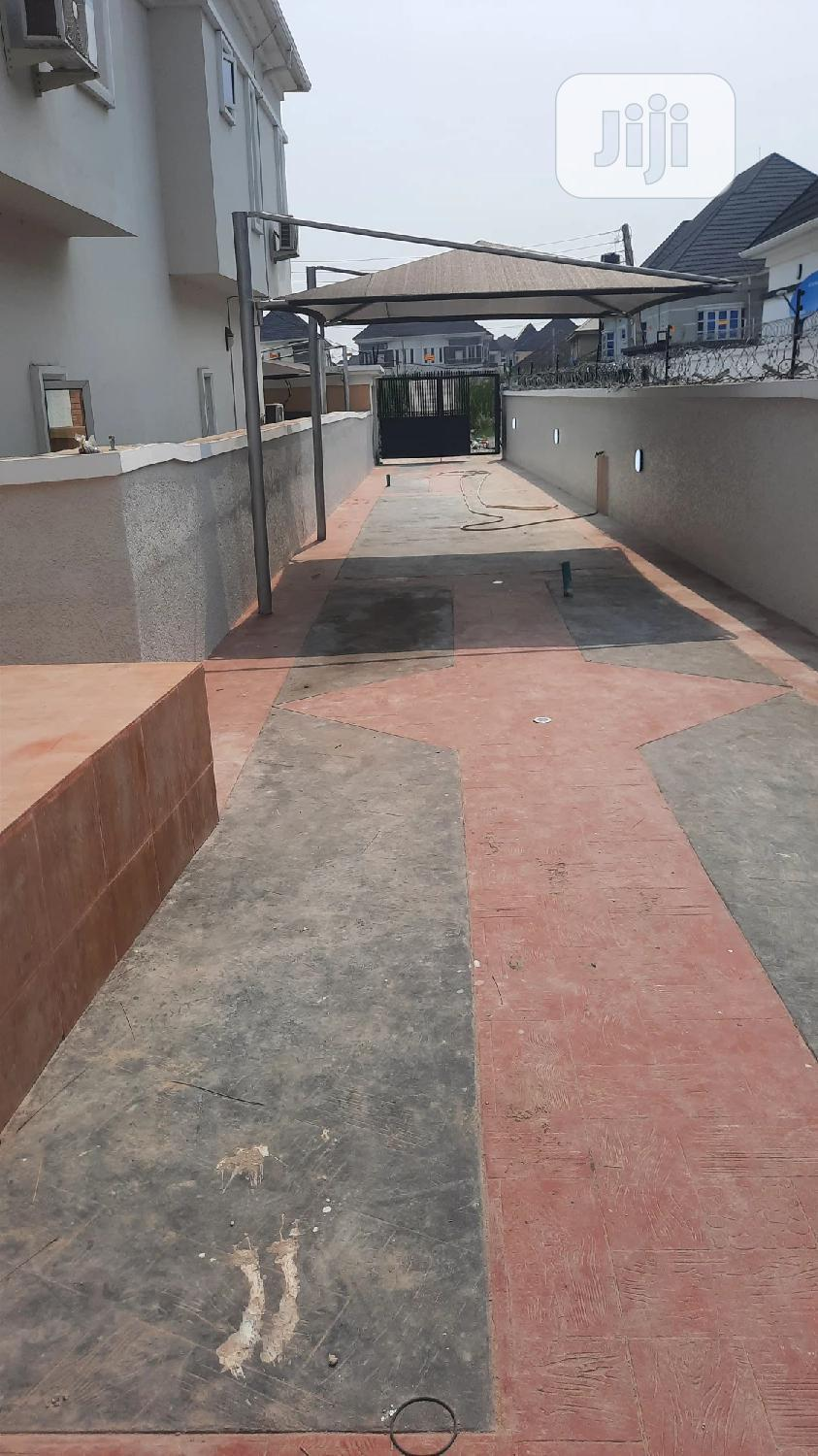 4 Bedroom Detached Duplex With Swimming Pool at Ajah | Houses & Apartments For Sale for sale in Thomas Estate, Ajah, Nigeria