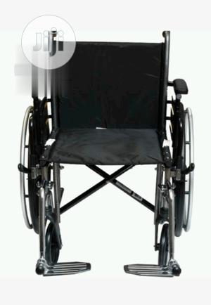 Wheel Chair (New) | Medical Supplies & Equipment for sale in Lagos State, Isolo