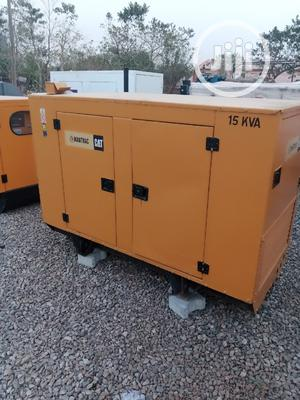 15 Kva Mantrac Cat Generator   Electrical Equipment for sale in Abuja (FCT) State, Gwarinpa