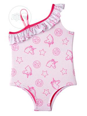 Pink Platinum Girls' One Piece Swimsuit   Children's Clothing for sale in Lagos State, Alimosho