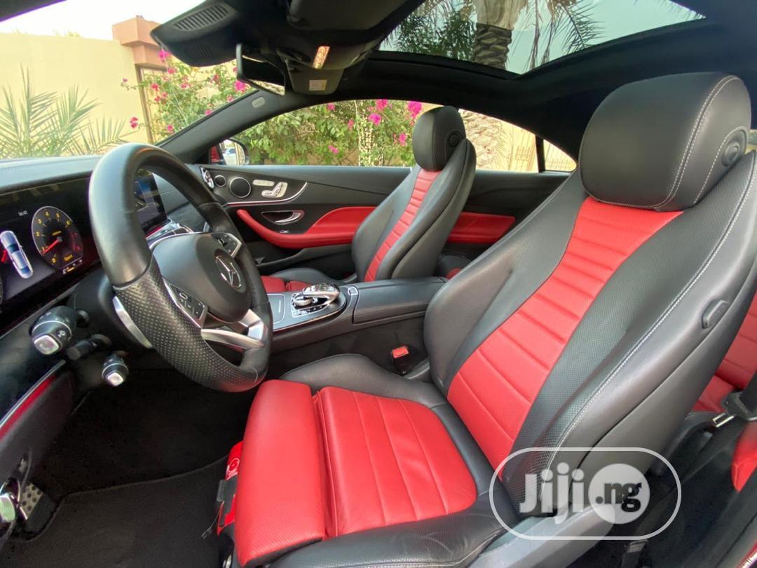 Mercedes-Benz E420 2017 Red | Cars for sale in Victoria Island, Lagos State, Nigeria