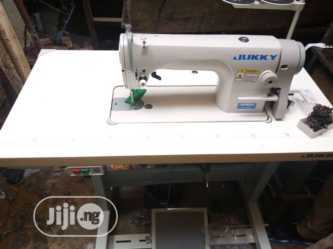 Archive: Jukky Industrial Straight Sewing Machine