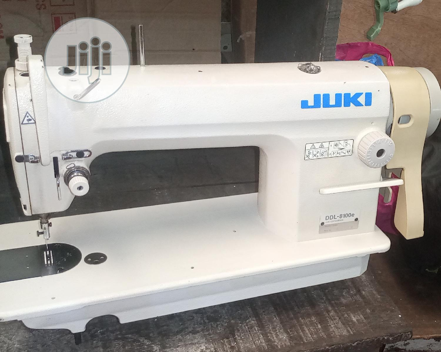 Archive: Juki Industrial Straight Sewing Machine
