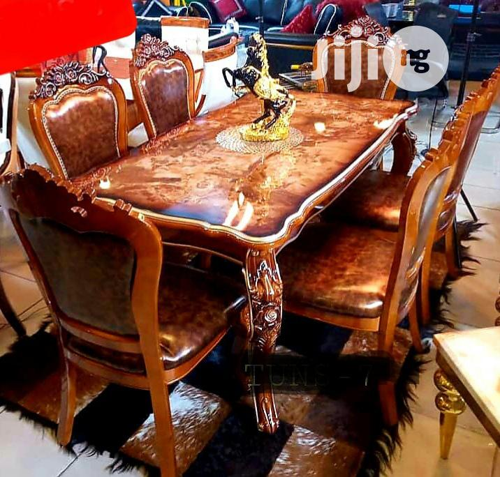 Archive: Royal ( Wooden) Dinning Table.