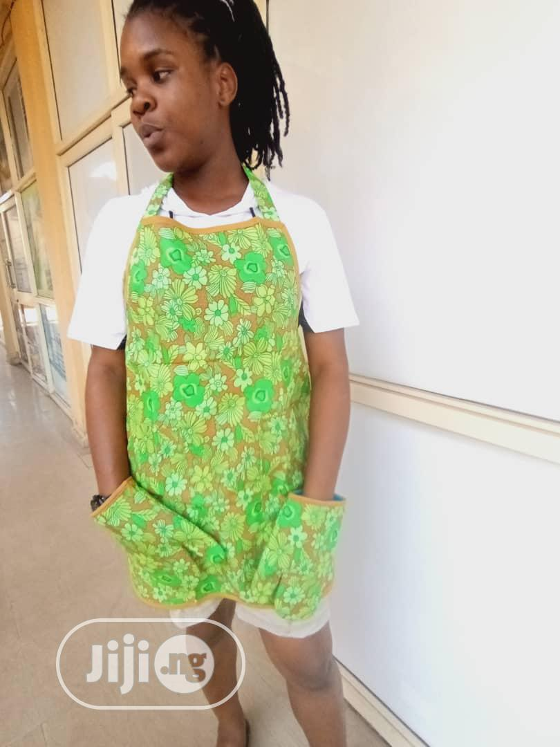 Ankara Made Aprons and Mittens | Kitchen & Dining for sale in Maitama, Abuja (FCT) State, Nigeria