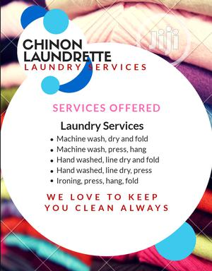 Laundry Services | Cleaning Services for sale in Lagos State, Amuwo-Odofin