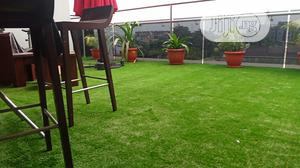 Artificial Grass Decoration Exterior | Landscaping & Gardening Services for sale in Lagos State, Ikeja