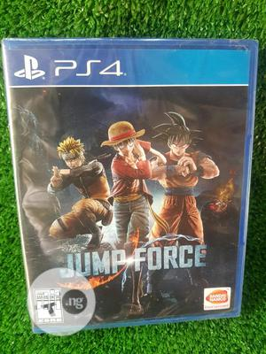 Ps4 Disk Jump Force | Video Games for sale in Abuja (FCT) State, Wuse