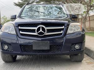 Mercedes-Benz GLK-Class 2011 350 4MATIC Blue | Cars for sale in Lagos State, Lekki