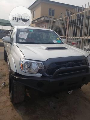 Toyota Tacoma 2014 White | Cars for sale in Lagos State, Amuwo-Odofin