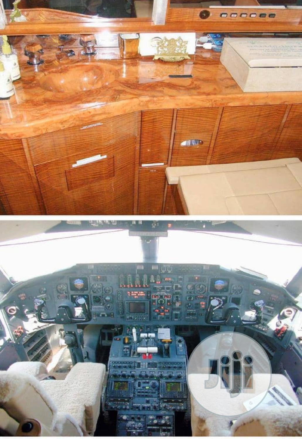 Private Jet Bombardier Challenger 600 | Heavy Equipment for sale in Ikeja, Lagos State, Nigeria