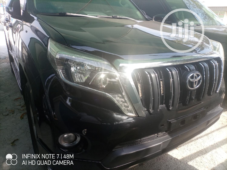 Toyota Land Cruiser Prado 2017 VX Black