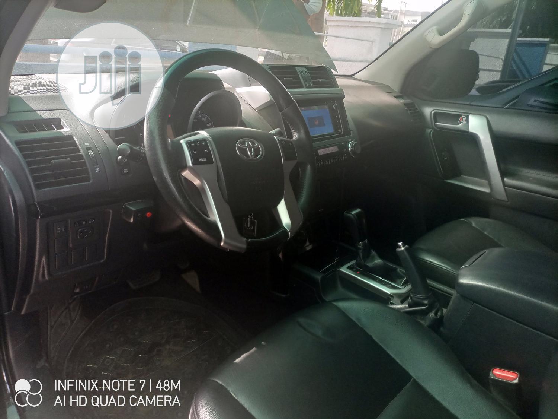 Toyota Land Cruiser Prado 2017 VX Black | Cars for sale in Central Business Dis, Abuja (FCT) State, Nigeria