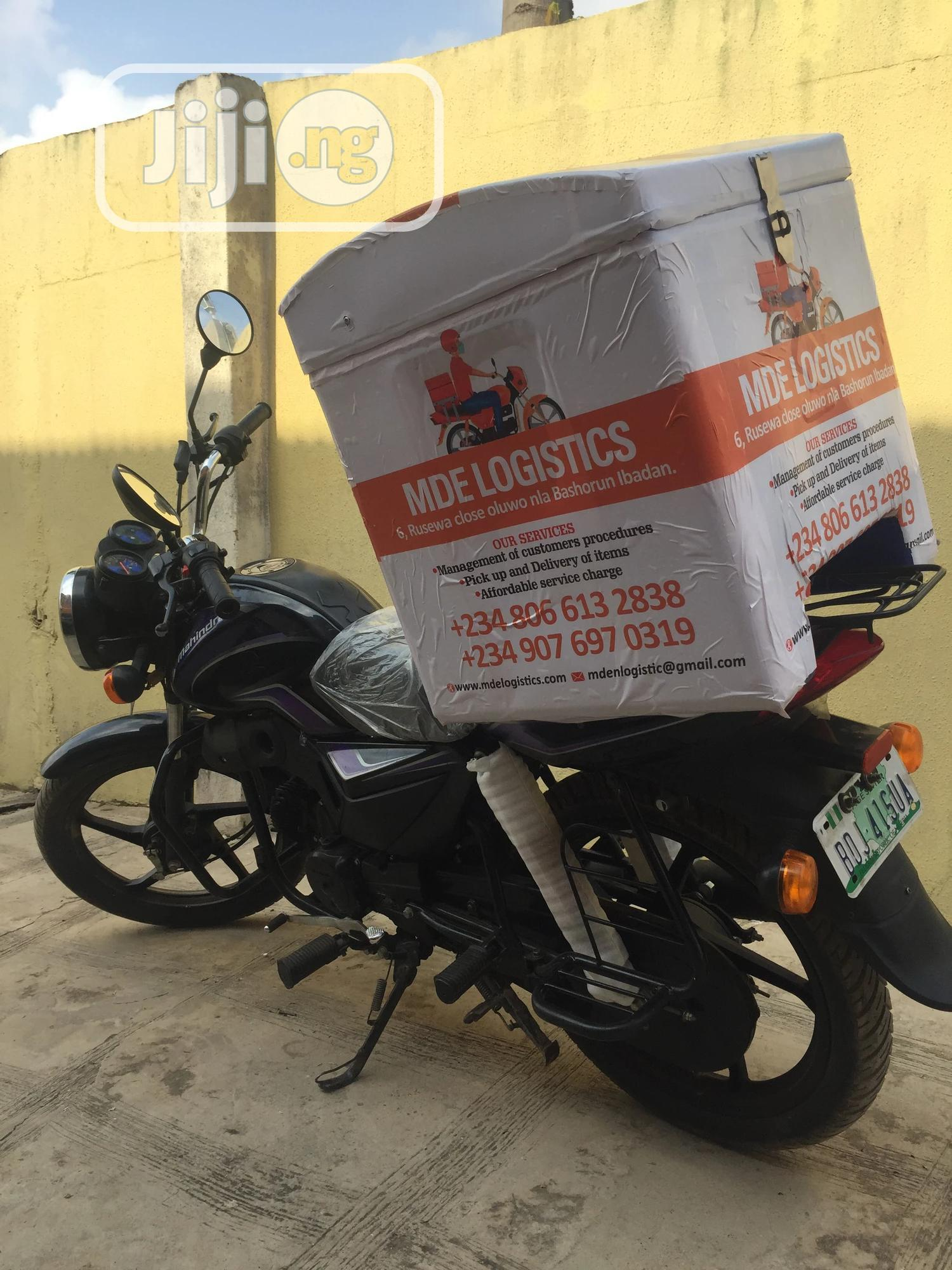 Archive: Dispatch Rider Needed