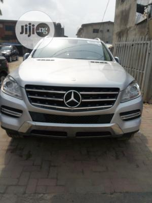 Mercedes-Benz M Class 2012 Silver | Cars for sale in Lagos State, Amuwo-Odofin