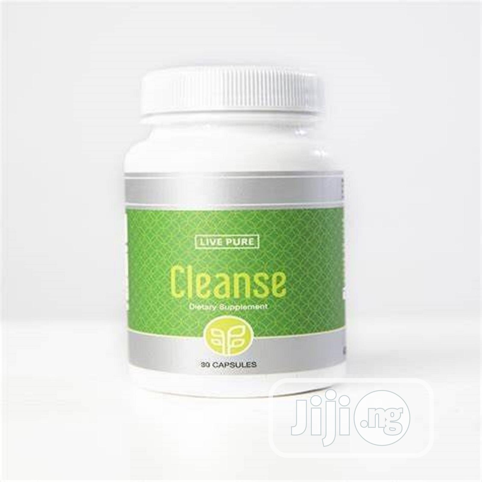 Cleanse - Full Body Detox. Get Rid of Everything Unwanted.