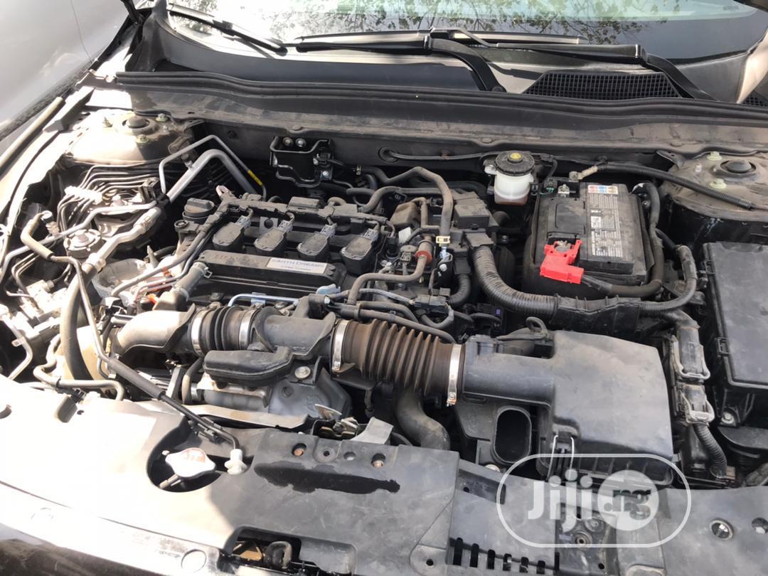 Honda Accord 2018 Black | Cars for sale in Gwarinpa, Abuja (FCT) State, Nigeria