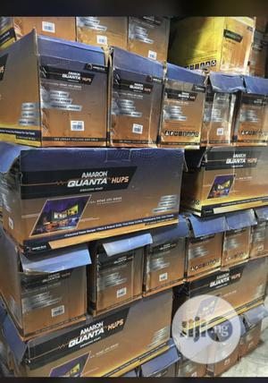 12V 200ah Amaron Quanta Battery   Solar Energy for sale in Lagos State, Amuwo-Odofin