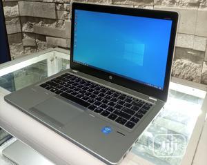 Laptop HP EliteBook Folio 4GB Intel Core I5 HDD 500GB | Laptops & Computers for sale in Lagos State, Ikeja