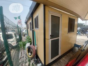 Mobile Porta Cabin With 2 Offices and 3 Toilets for Sale | Manufacturing Equipment for sale in Lagos State, Lekki