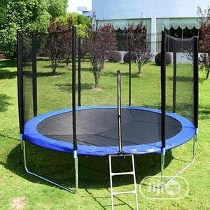 Trampoline Safety Net Grid   Sports Equipment for sale in Lagos State, Surulere