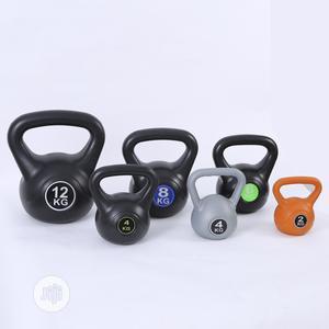 Standard Kettle Dumbbell for General Body Fitness   Sports Equipment for sale in Lagos State, Lekki