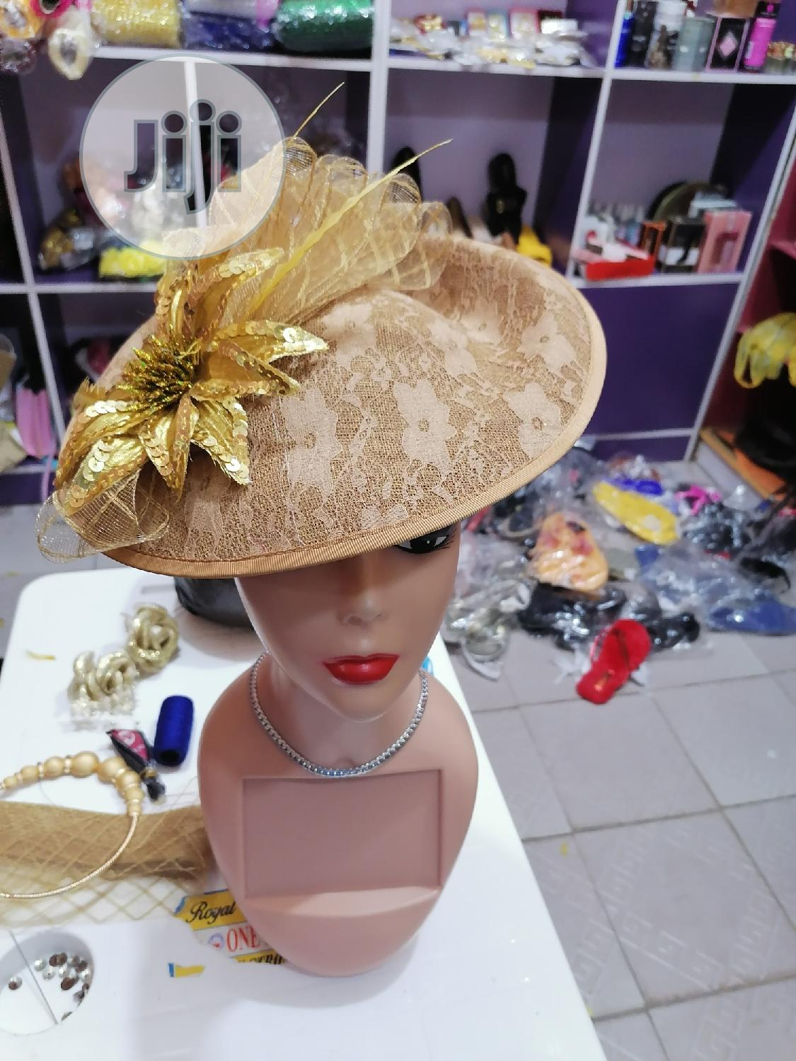 Archive: Hat and Fascinator