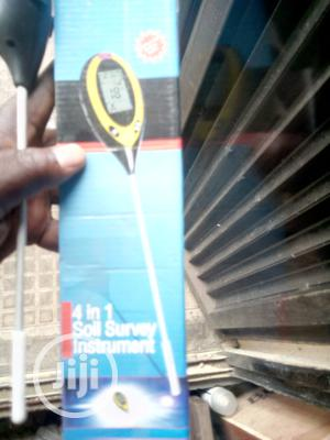 4 in 1 Soil Survey Instrument / Earth Tester | Measuring & Layout Tools for sale in Lagos State, Ikeja