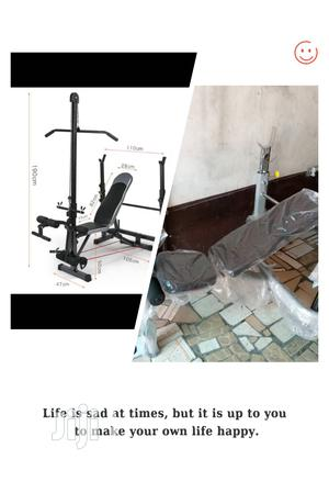 Standard Free Size Weight Bench | Sports Equipment for sale in Rivers State, Port-Harcourt