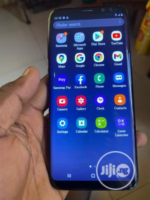 Samsung Galaxy S8 Plus 64 GB Black | Mobile Phones for sale in Lagos State, Alimosho