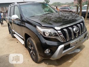 Toyota Land Cruiser Prado 2006 GXL Black   Cars for sale in Lagos State, Gbagada